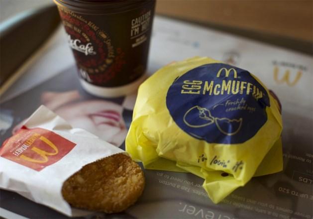 McDonald's bant eieren uit legbatterij in de VS