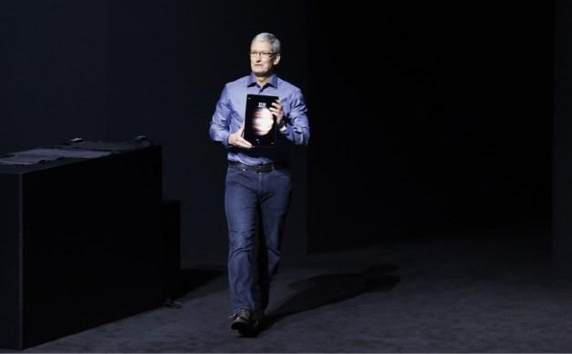 Apple lanceert langverwachte iPad Pro