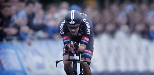 Dumoulin demonstreert in tijdrit maar heeft Vuelta nog niet binnen