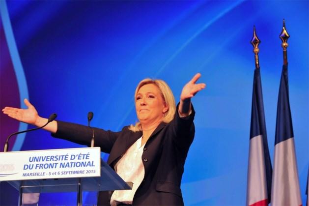 Vlaams Belang haalt Marine Le Pen naar Vlaams Parlement