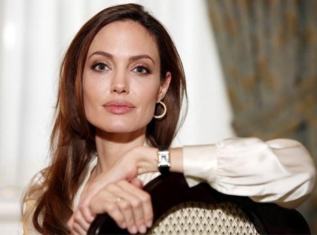 Angelina Jolie schrijft open brief over vluchtelingencrisis