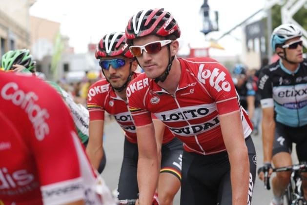 Jurgen Van den Broeck stapt uit Vuelta