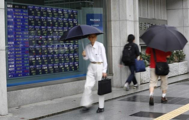 Nikkei neemt gas terug na monsterwinst