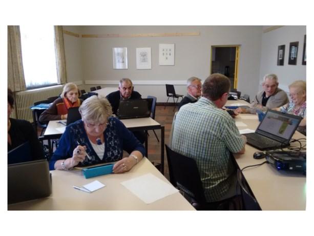 Okra-leden krijgen opleiding over website