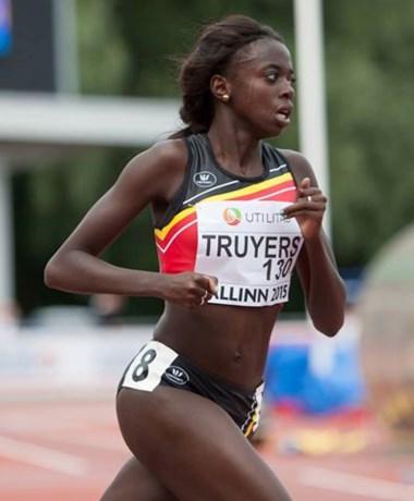 Hechtelse Imana Truyers opnieuw internationale elite-atleet