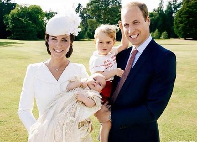 Britse prinsesje Charlotte is al meer waard dan broertje George