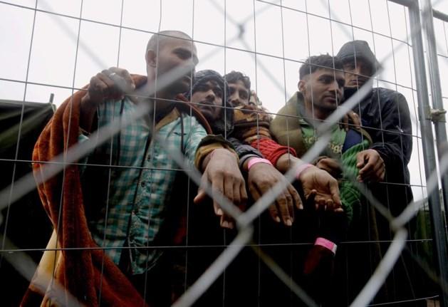 """'Chaotische en """"verschrikkelijke"""" toestanden in Hongaarse opvangkampen'"""