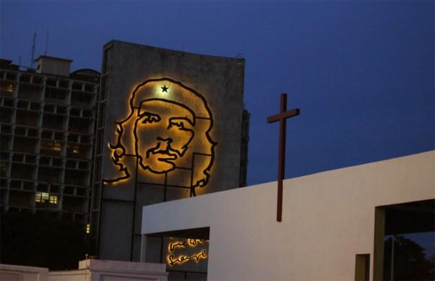 Recordaantal Cubaanse gevangenen vrij voor bezoek paus Franciscus
