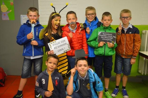 Basisschool Picpussen wenst elk kind een 'bij'zonder schooljaar toe