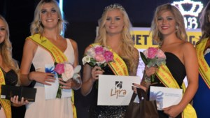 Zonhovense Laurien Bammens is Miss Limburg 2016