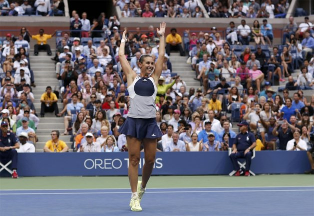 Pennetta wint allereerste US Open en kondigt meteen afscheid aan