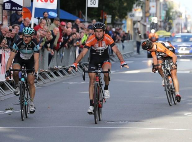 Baptiste Planckaert wint GP Marcel Kint in Zwevegem