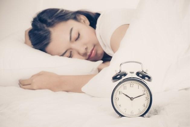 Helpen apps om beter te slapen?