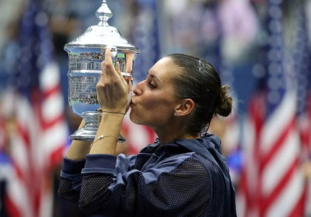 Flavia Pennetta schudt WTA-ranking door elkaar