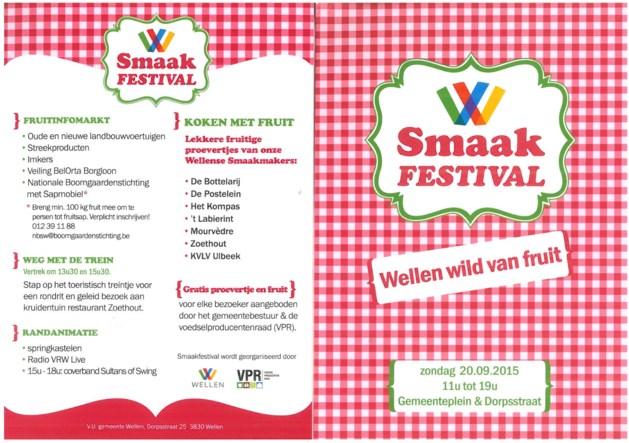Smaakfestival 2015