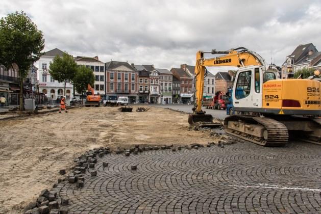 Maandag startte grootste stadsvernieuwingsoperatie sinds laatste 50 jaar