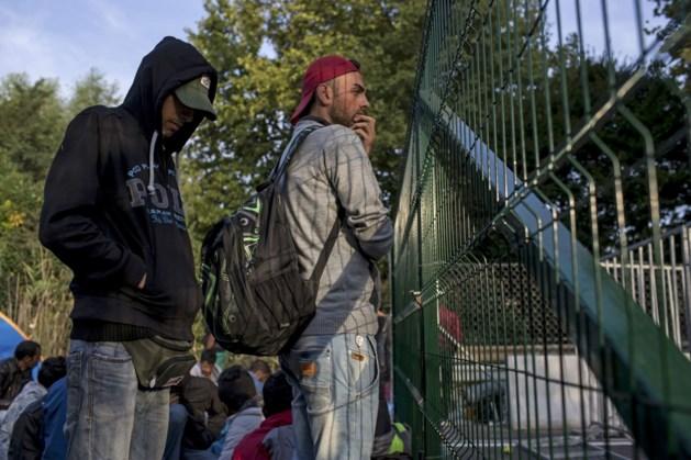 Recordaantal migranten zijn maandag Hongarije binnengekomen