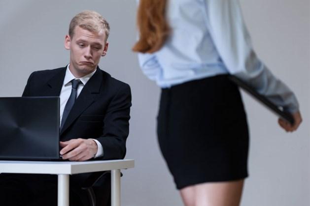 Zes op tien vrouwen krijgt te maken met seksisme op het werk