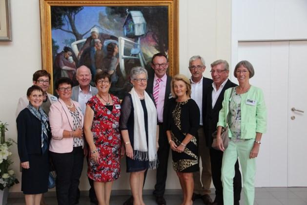 Opening eregalerij kunstschilder Charles Wellens