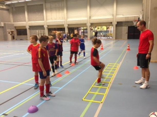 Maasland Academy van start