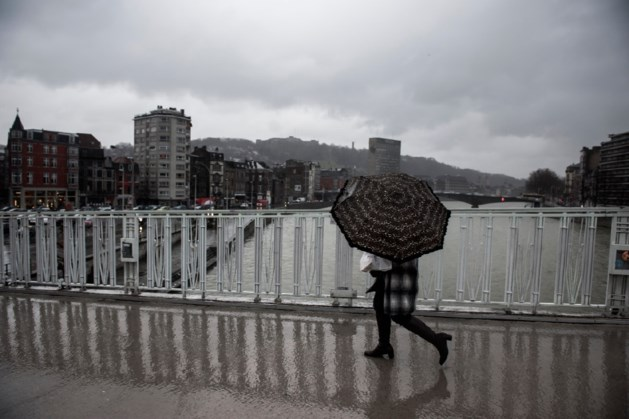 Week van regen en wind