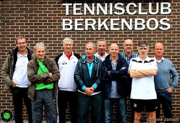 TC Berkenbos naar finale van Belgische beker