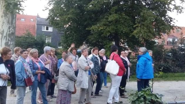 Femma Booienhoven maakt avondwandeling 'Sint-Truiden by lights'