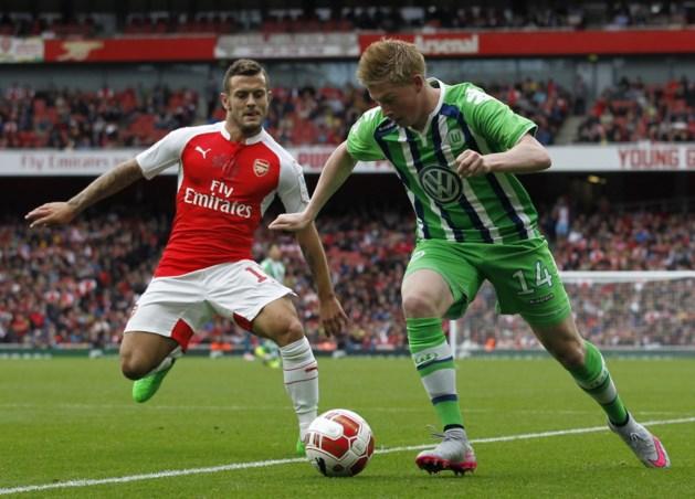 Arsenal moet Jack Wilshere drie maanden missen