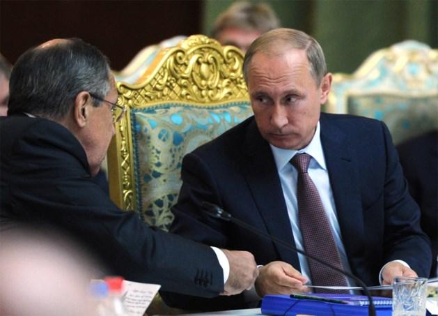 Poetin: 'Nog meer vluchtelingen zonder steun aan Assad'