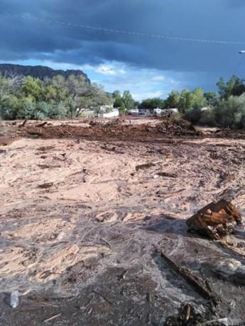 Minstens zeven doden bij overstromingen in VS