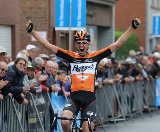 Brian van Goethem wint GP Briek Schotte