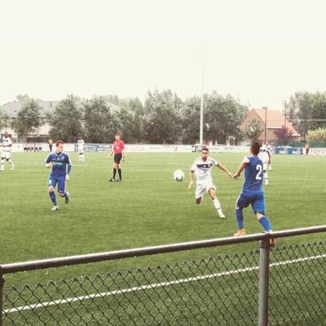 Champions League begint slecht: beloften AA Gent kansloos onderuit