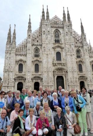 Neos Lummen op reis naar Milaan