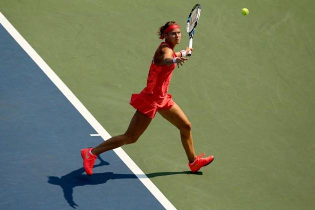 Bacteriële infectie velt tennisster Lucie Safarova
