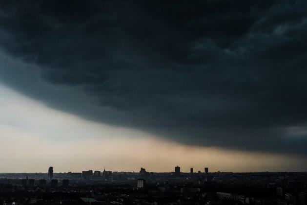 Ontsnapt Limburg aan zware onweerszone?