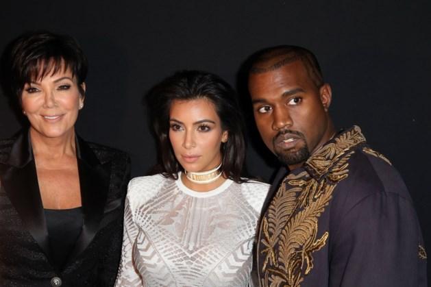Kanye West trekt in bij zijn schoonmoeder