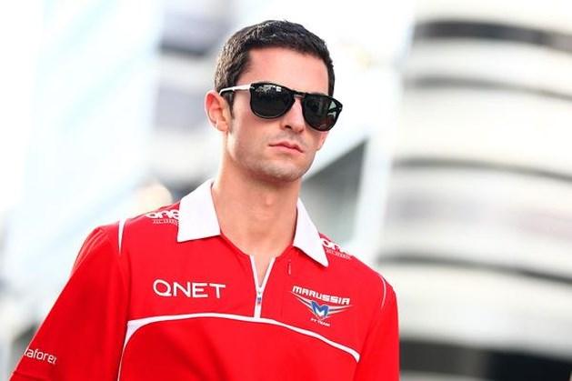 Alexander Rossi maakt dit weekend zijn debuut in F1