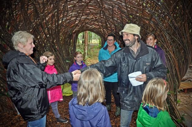 Bostheater opent in Ekselse bossen