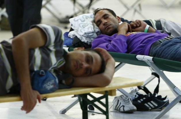 Spectaculaire stijging van asielaanvragen in Europa