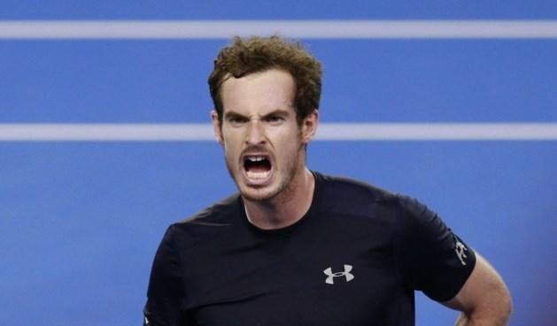 Murray schenkt Britten eerste punt in halve finale tegen Australië