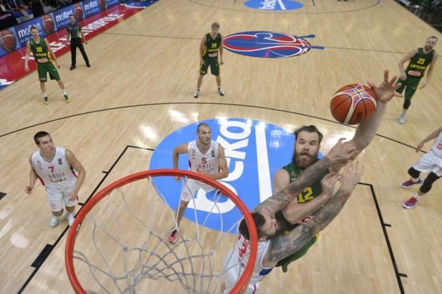 Litouwen speelt finale op EK basketbal tegen Spanje