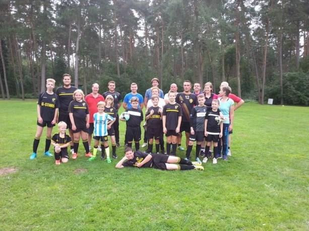 G-stars Genker VV trappen seizoen op gang