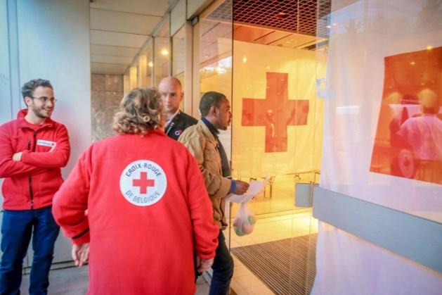 Minder asielzoekers sliepen in WTC III
