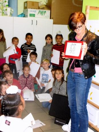 Kers & Pit leert lezen met interactieve bibliotheek, leesvriendjes en leesmoeders