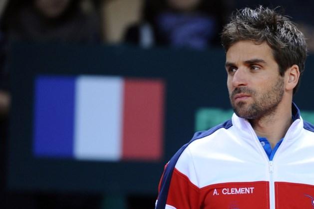 Frankrijk ontslaat kapitein van Davis Cup-team