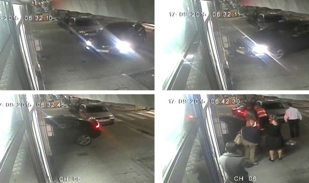 Dakloze man per ongeluk doodgereden aan parkeergarage