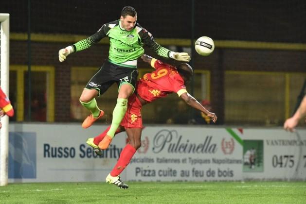 Lommel United krijgt eerste nederlaag van het seizoen te verwerken