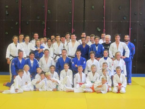 Judoschool Lummen op zomerstage in Neerpelt