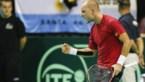 Steve Darcis stuwt België naar eerste Davis Cup-finale in 111 jaar