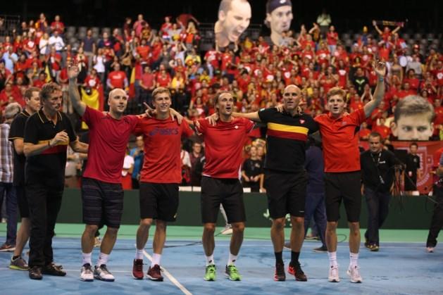 Ticketverkoop Finale Davis Cup start op 2 oktober